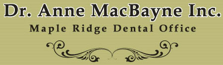 dentist maple ridge bc dr anne macbayne